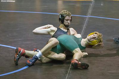 120515 Erie v Broomfield Duals Wrestling