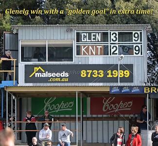 Under 14's - Match 2 - KNTFL v Glenelg
