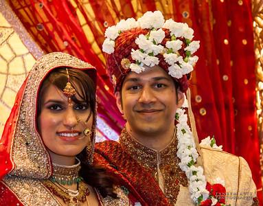 Nadia and Shaji Wedding