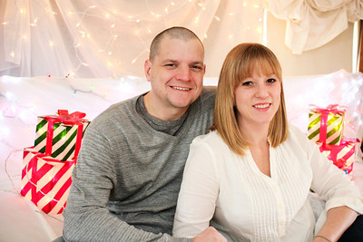 Ryan, Katy, & Kamdyn~Christmas