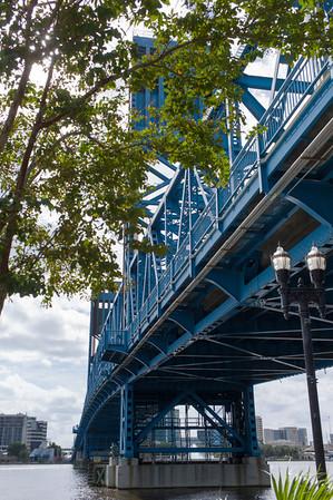 Jacksonville, FL North Bank River Walk