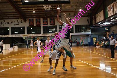 Bankstown Vs Comets 24-5-08