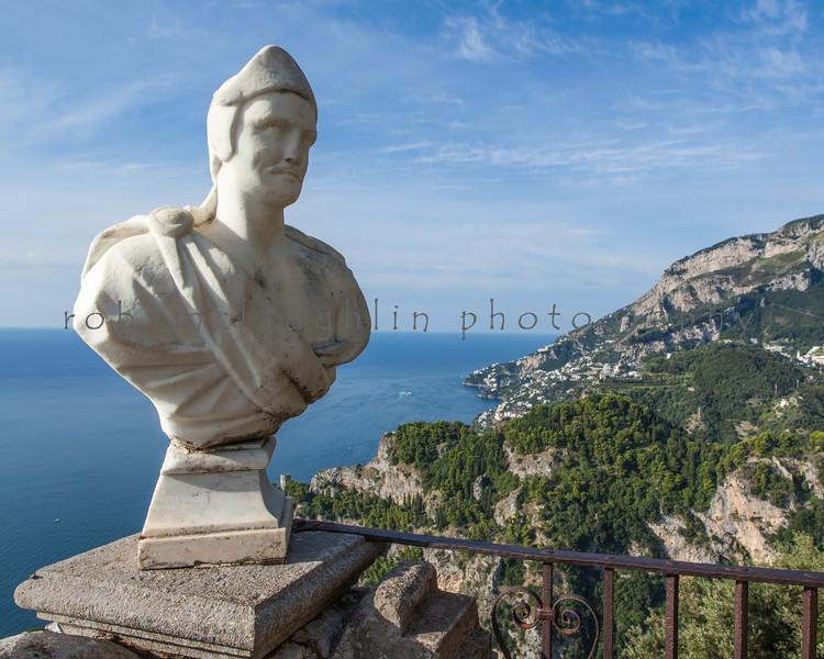 Villa Cimbrone , Ravello , Amalfi Coast