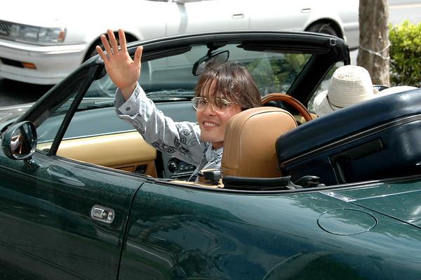 ANREI DEPARTS - 27 August 2008