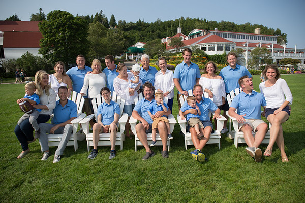 Mission Point Resort family photography Mackinac Island Stephanie family