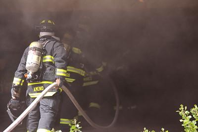 7800 S. Teller Fire