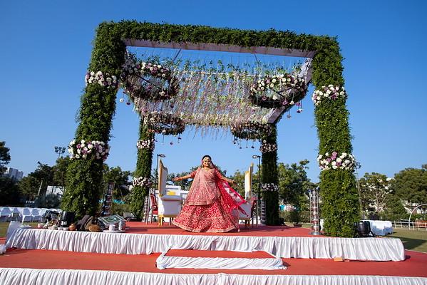 Purva & Neel Wedding