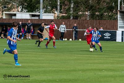 Eynesbury Rovers vs Wellingborough Town FC 3-3