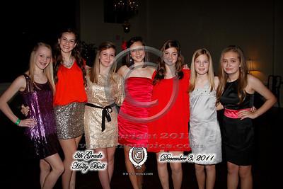 8th Grade Holly Ball 2011
