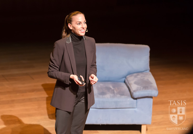 Senior Humanities Program - Natasha Tsakos