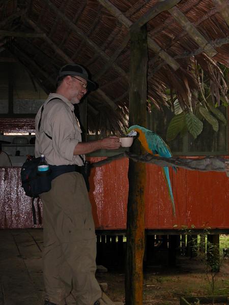 Explorama Amazonia Peru 2004