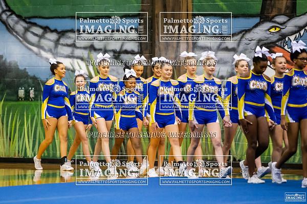 Lexington Middle School Cheer BATB 2020