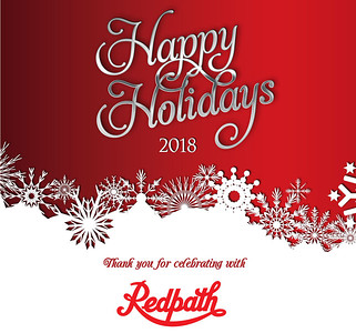 15-12-2018 ~ Redpath Ltd.