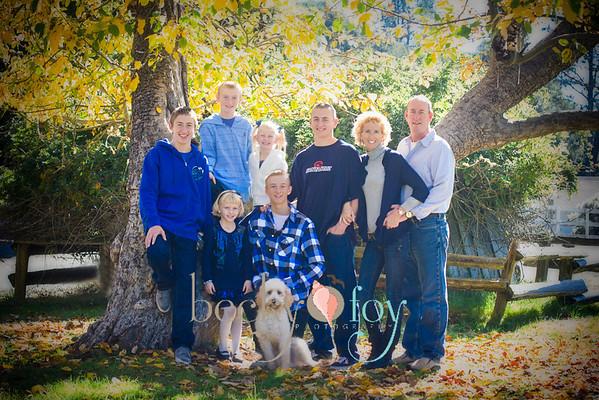 Snider Family 2012