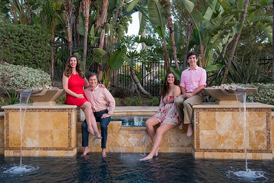 Murray, Lori, Alyssa and Michael
