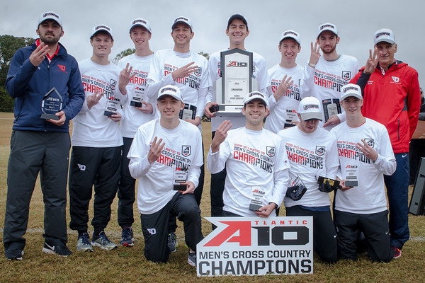 A-10 Cross-Country Championships - 2018