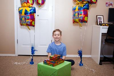 James' Birthday