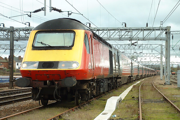20th March 2004: Crewe and Stafford
