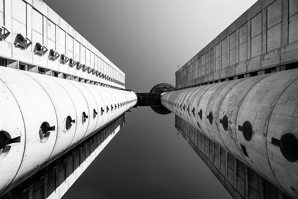 Planned Concrete: Novi-Beograd