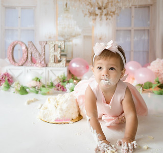 Liv's 1st Birthday