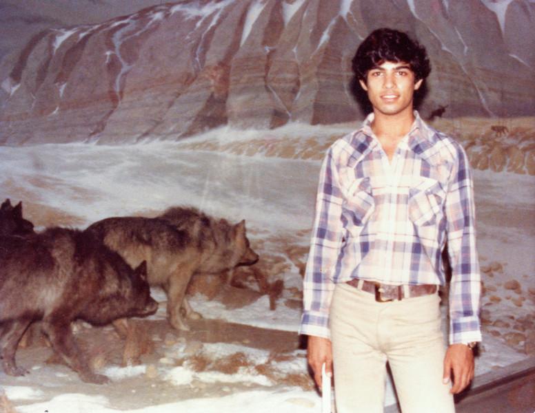 Ahsan Iqbal at the Smithsonian.