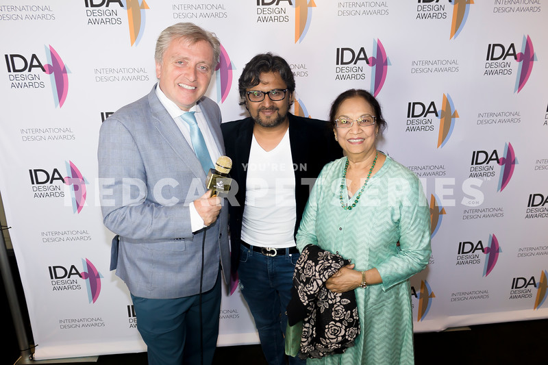 KTM @ International Design Awards at The Pacific Design Center