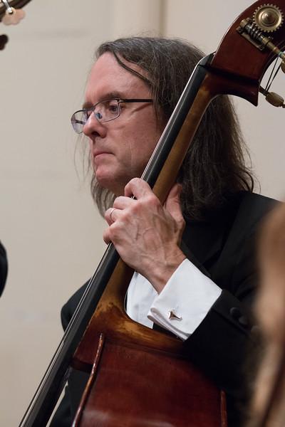 Paul Madigan -- Hopkins Symphony Orchestra, April 2017