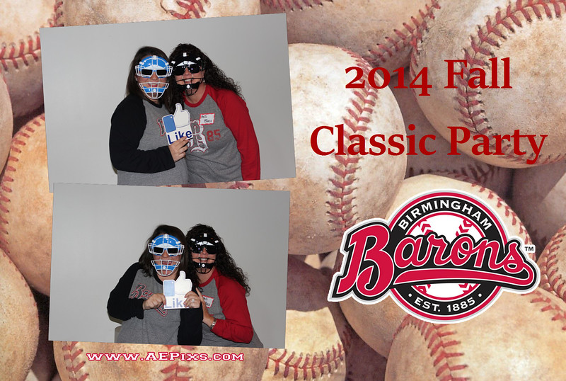Birmingham Barons Fall Classic 2014