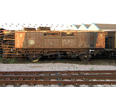 MKA 'Limpet' - 2 Axle Open Box Wagon