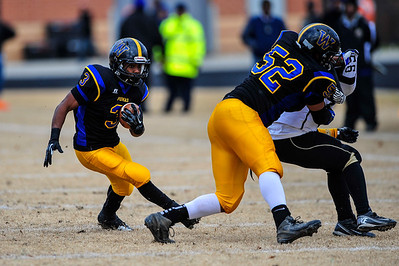 Wise vs Meade Playoffs 11.24.12