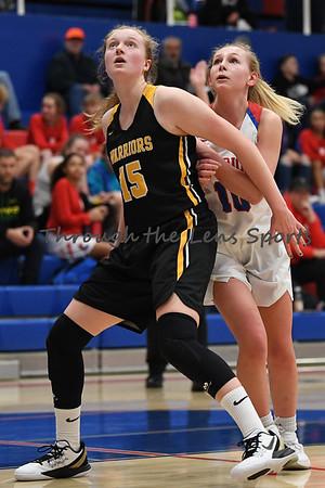 Philomath vs. Lebanon Girls High School Basketball