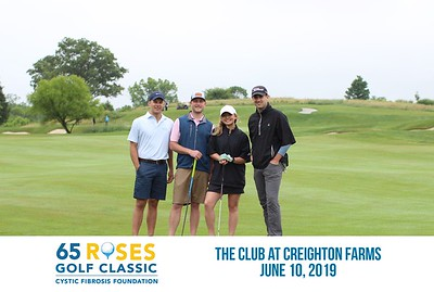 Cystic Fibrosis Foundation 65 Roses Golf Classic