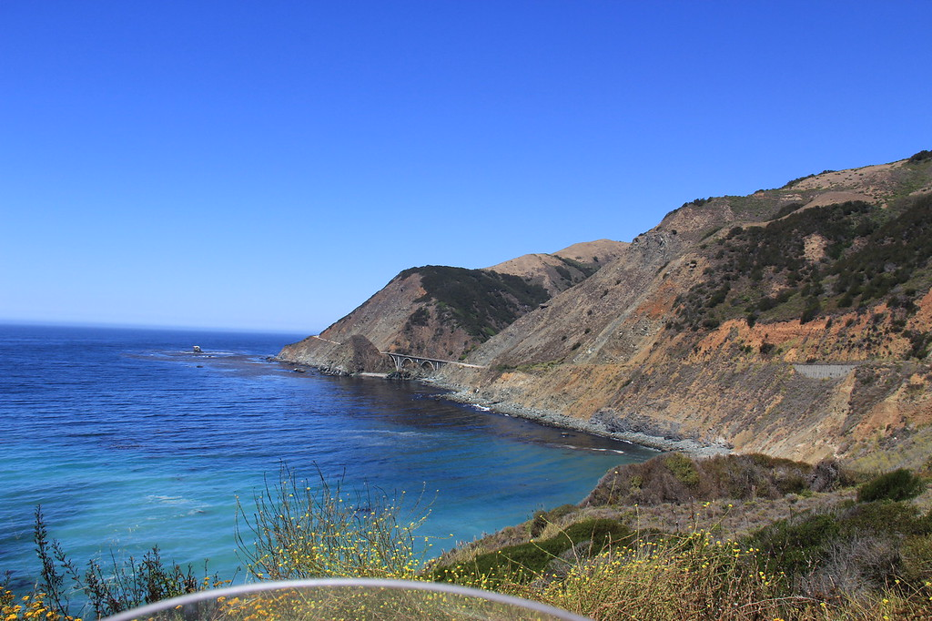 Bixby Bridge, Big Sur 3
