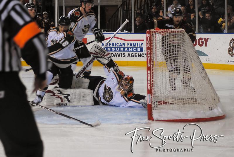 Rush vs Mallards (02/25/2012)