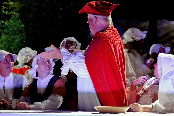 Scenofeerie de SEMBLANCAY - Scene Rabelaisienne