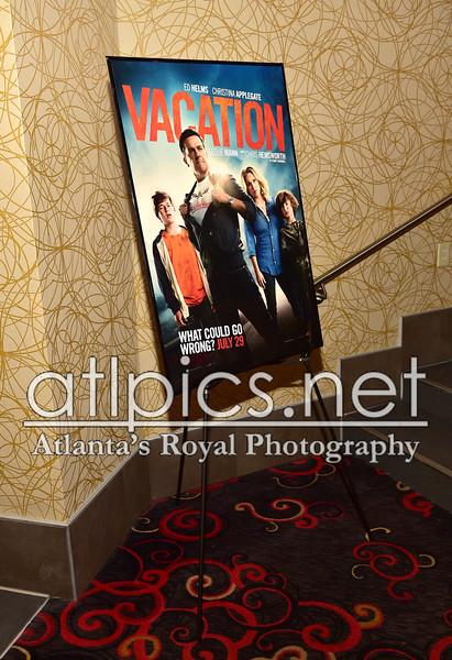 7.27.15 WARNER BROTHERS ADVANCED VIP SCREENING OF 'VACATION'