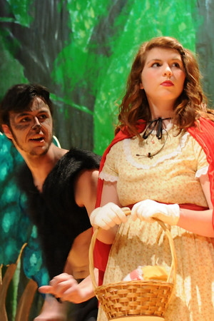 Into the Woods (Dress Rehersal)