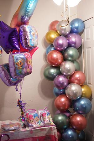 Happy Birthday Anylah