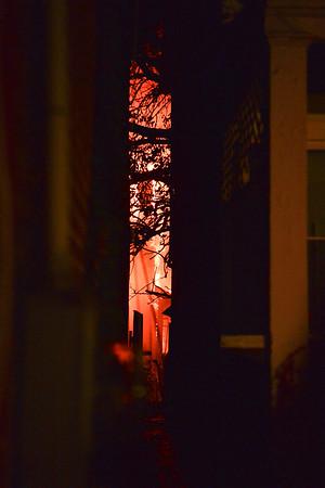 Trenton Fire Department battles multi-alarm blaze in South Ward