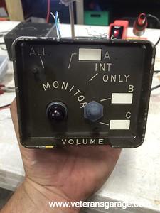 HMWWV VIC 1 Intercom Installation