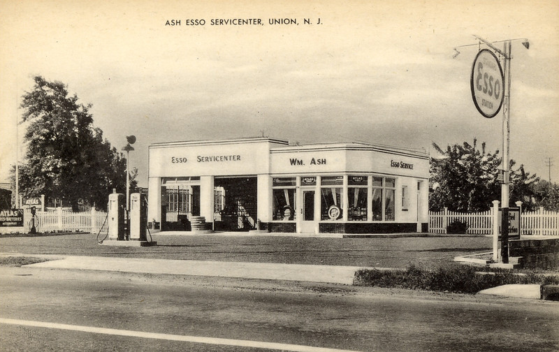 Esso - Current site of BP Gas Station across from Holy Spirit.jpg