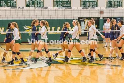 Volleyball:  Loudoun County vs Loudoun Valley 9.01.2016 (by Michael Hylton)