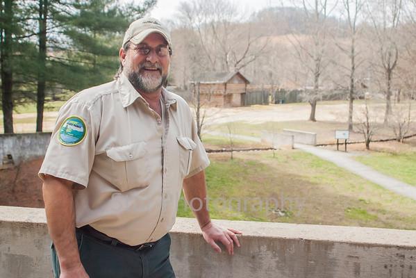 Progress - Jack Merryman Sycamore Shoals State Park 03-14-13