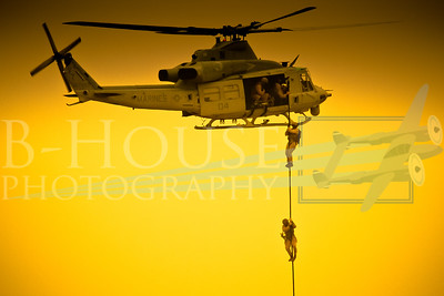 Helos, Tanks, and Soldiers