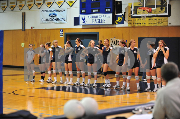 10/11/12- AGHS VARSITY VOLLEYBALL