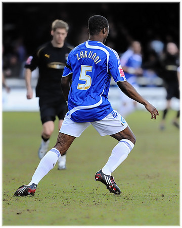 Peterborough United NO FOOTBALL IMAGES FOR SALE OR REPRODUCTION