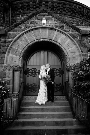 Yvonne & Rick ~ San Francisco Theological Seminary