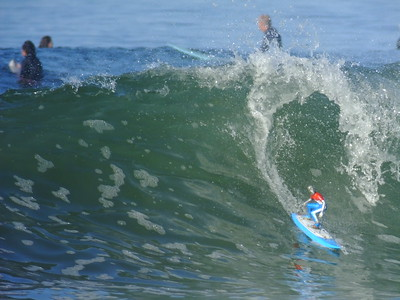 10/16/21 * DAILY SURFING PHOTOS * H.B. PIER