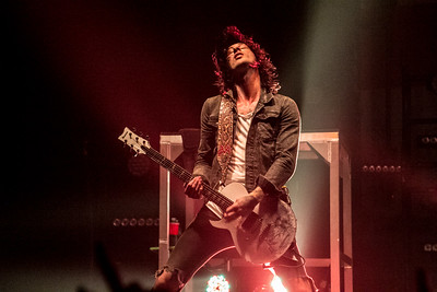 Asking Alexandria at the Wiltern