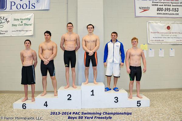 PAC Swimming Championships